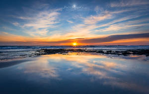 Last Light Reflections by Climbotizzo