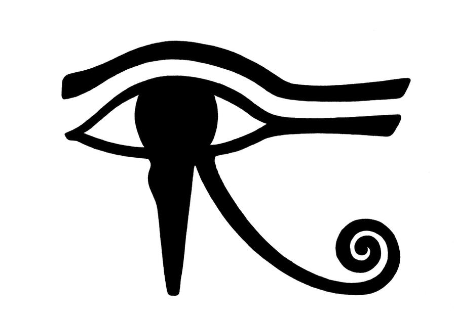 Eye Of Horus And Ra