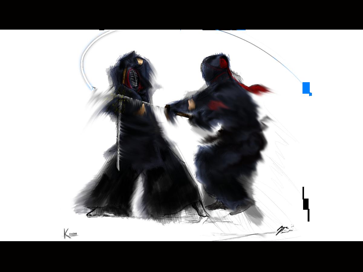 Kendo. by OmnisBlade