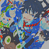 Blue exorcist icon by FunnySanguevivo