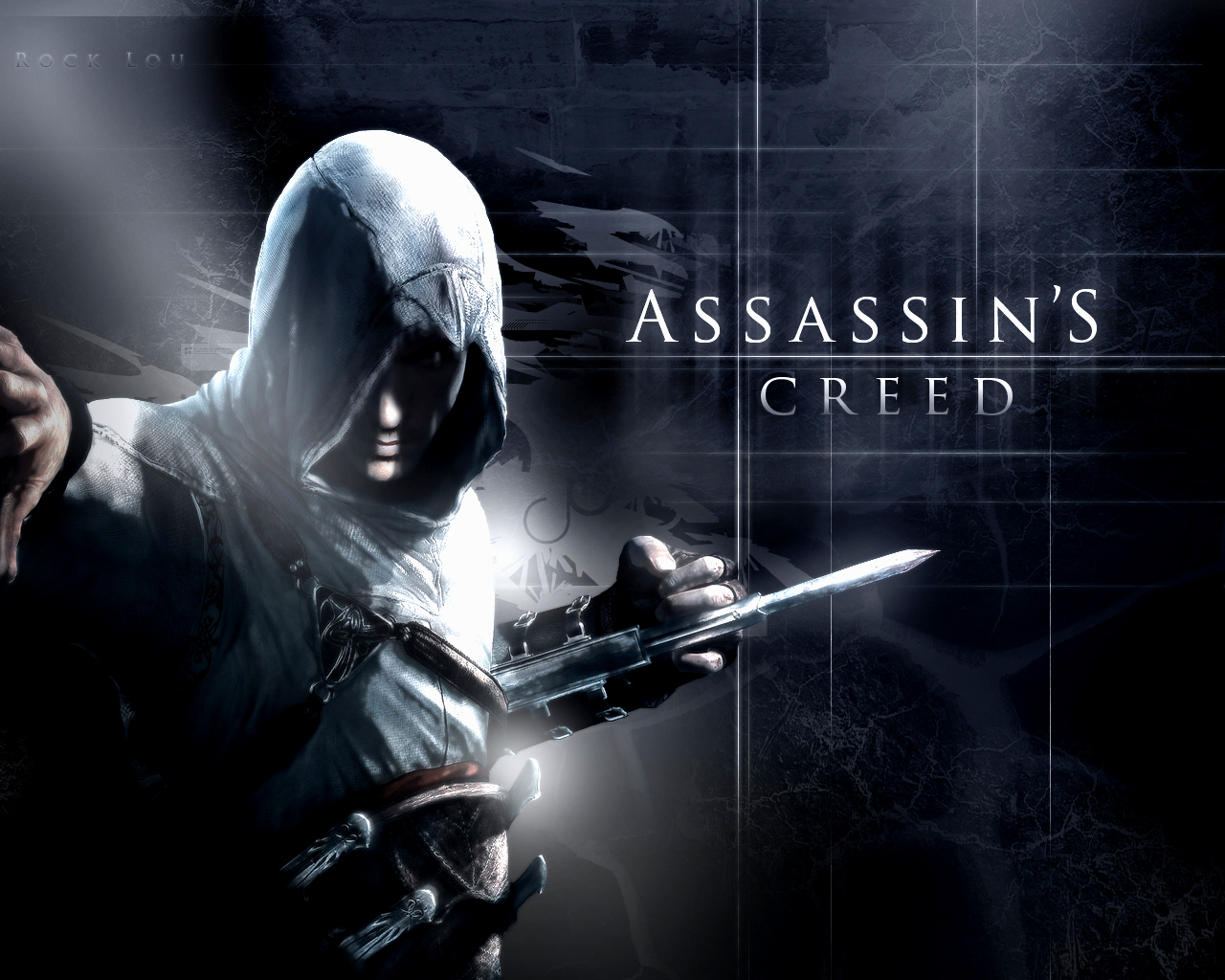 Shadow Assassin S Creed Wallpaper By Rocklou On Deviantart