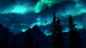 Skyrim Northern Lights 2 by RockLou