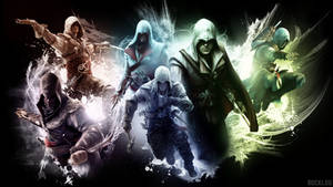 The Creed - Assassin's Creed Wallpaper