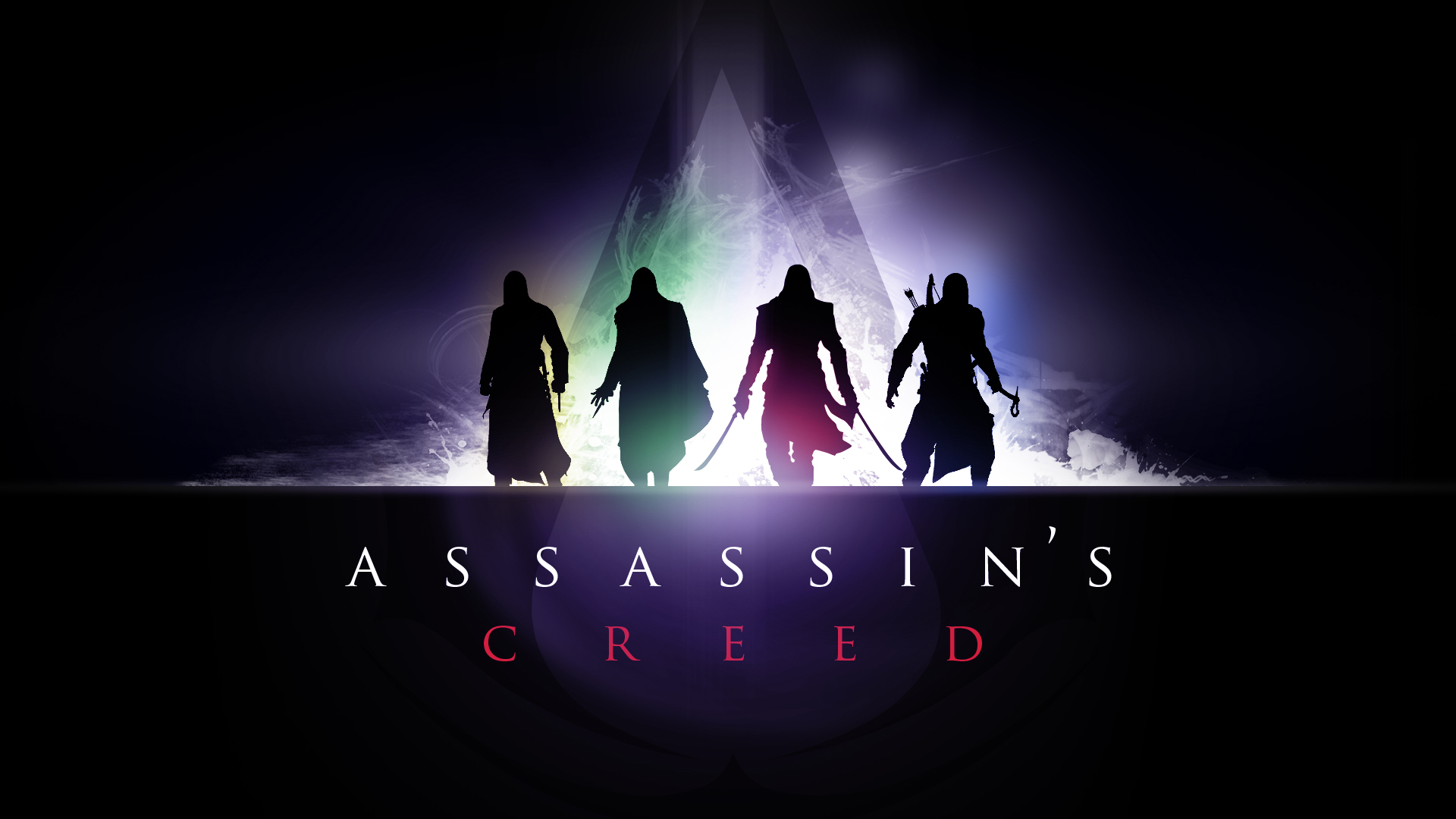 Symphony of Time - Assassin's Creed Wallpaper by RockLou