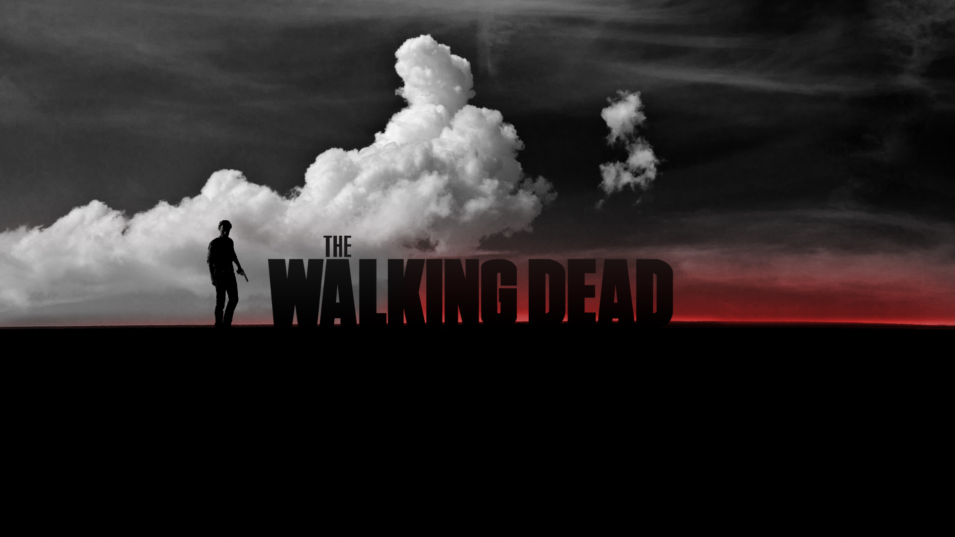 a walking dead wallpaper i did a few years ago : thewalkingdead