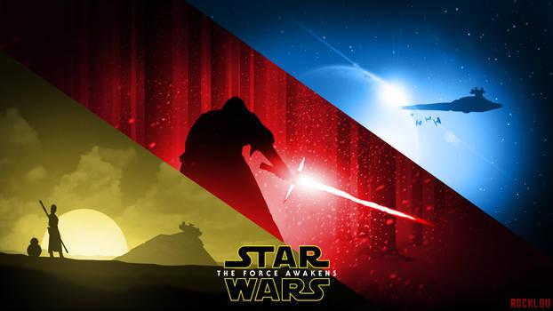 Star Wars: The Force Awakens - Wallpaper