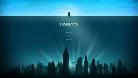 Bioshock Wallpaper by RockLou