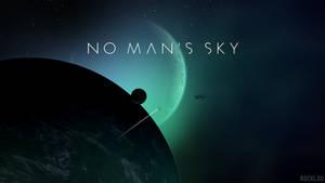 No Man's Sky Wallpaper - Space Dock