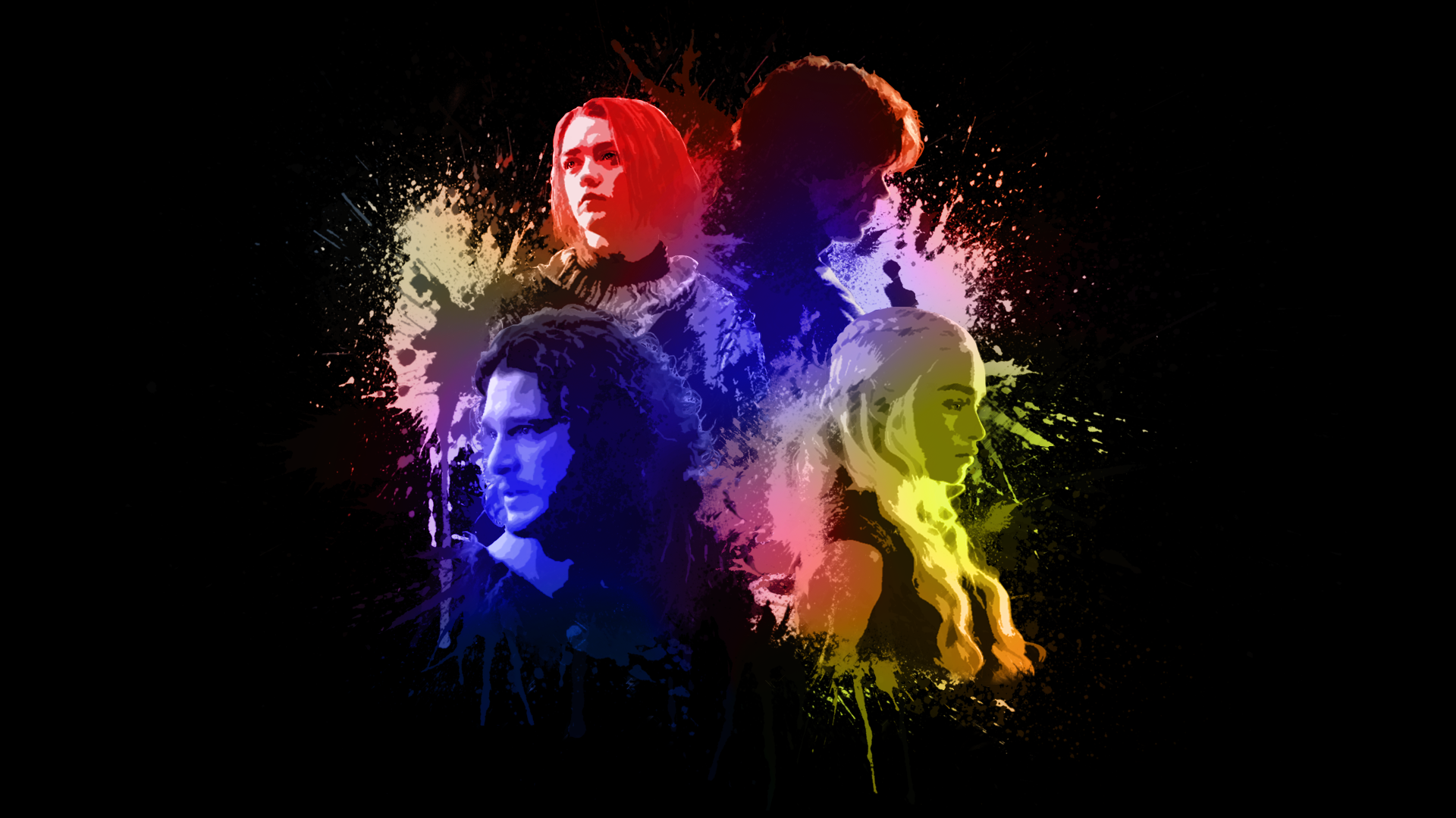 Game Of Thrones Wallpaper No Logo By Rocklou On Deviantart