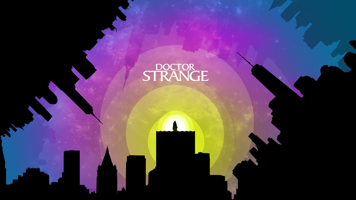 Doctor Strange Wallpaper by RockLou ...
