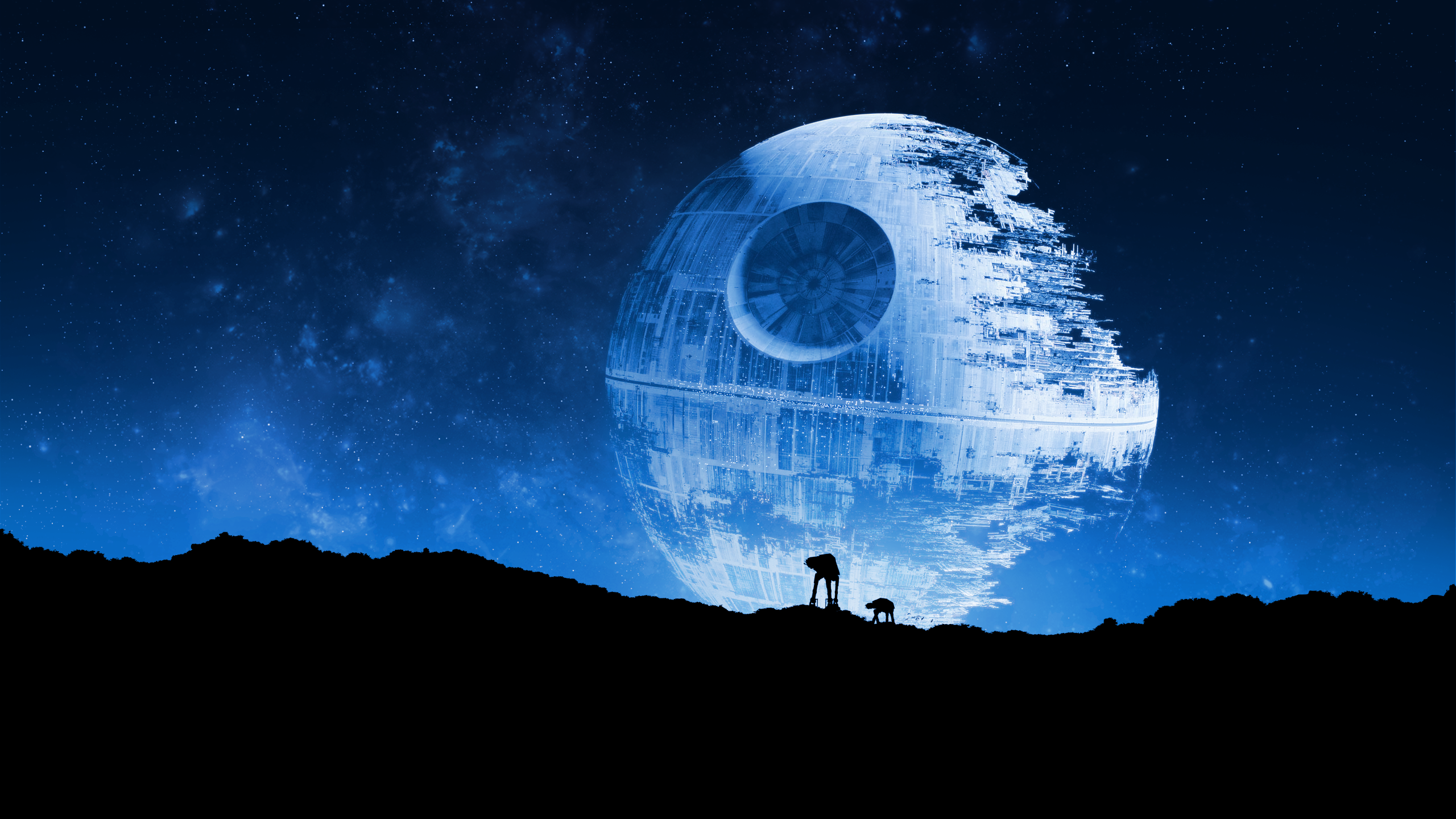 Star Wars Death Star Wallpaper By Rocklou On Deviantart