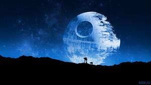 Star Wars - Death Star Wallpaper