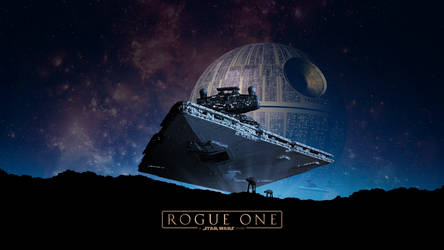 Star Wars - Rogue One Wallpaper