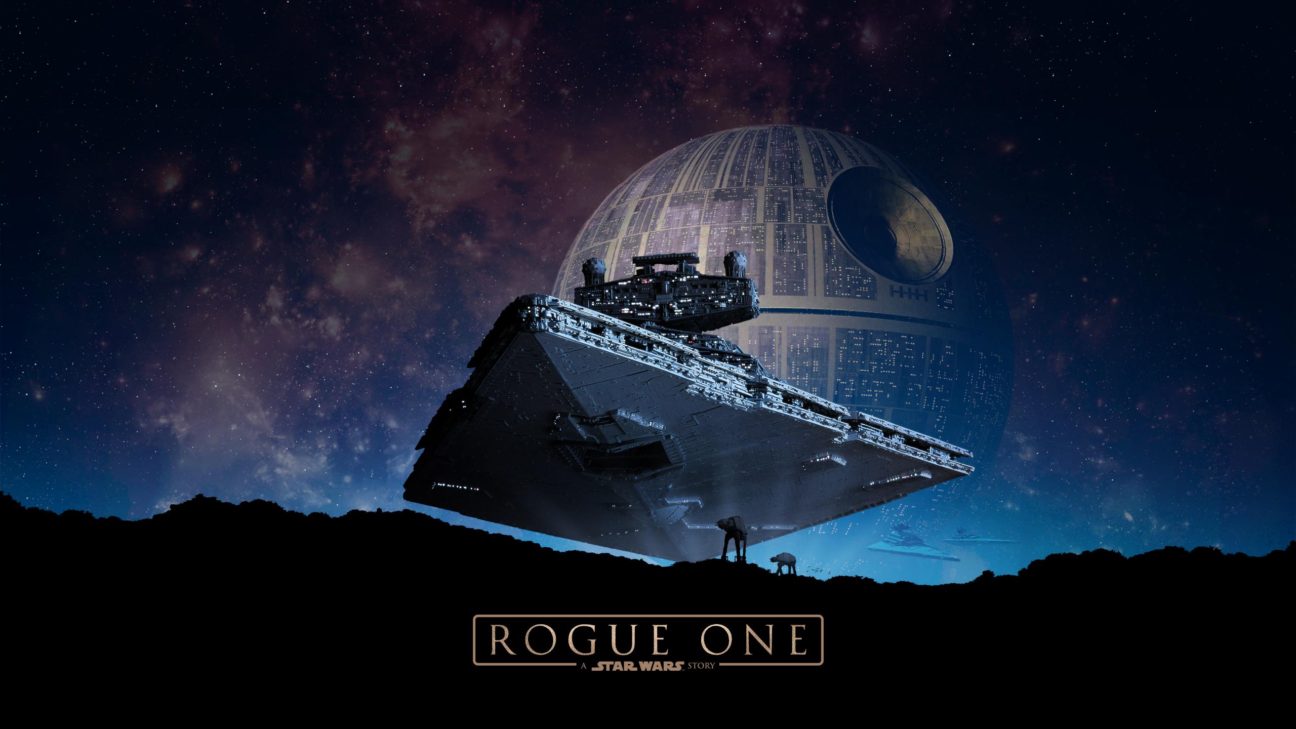 Star Wars Rogue One Wallpaper By Rocklou On Deviantart