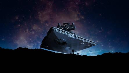 Star Wars - Rogue One Wallpaper (No Death Star)