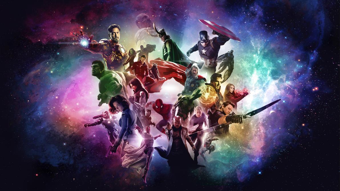 Most Inspiring Wallpaper Marvel Deviantart - marvel_cinematic_universe_wallpaper_by_rocklou-daujzmc  Perfect Image Reference_416452.png