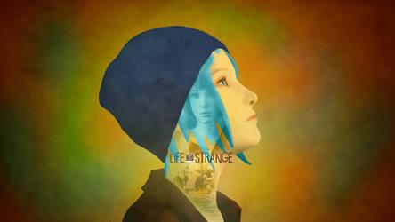 Life Is Strange - Chloe Wallpaper by RockLou