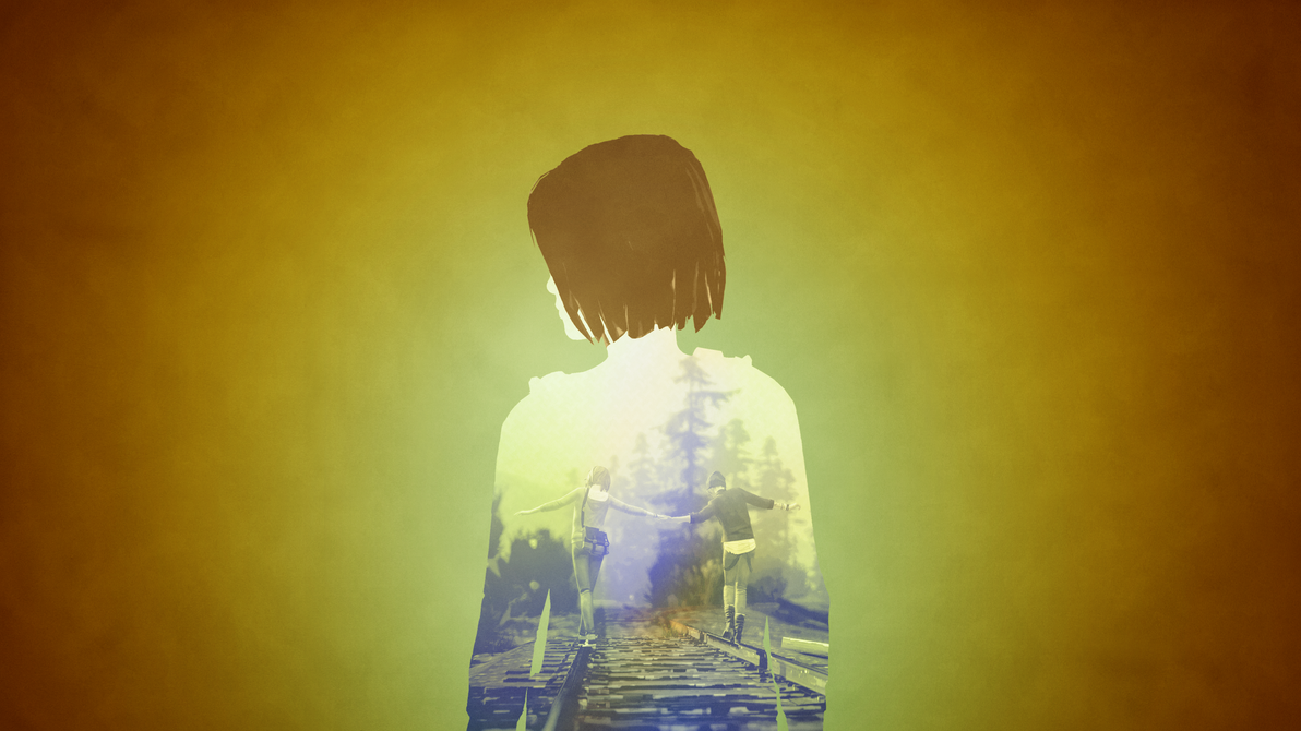 Life Is Strange - Max Wallpaper (no logo) by RockLou