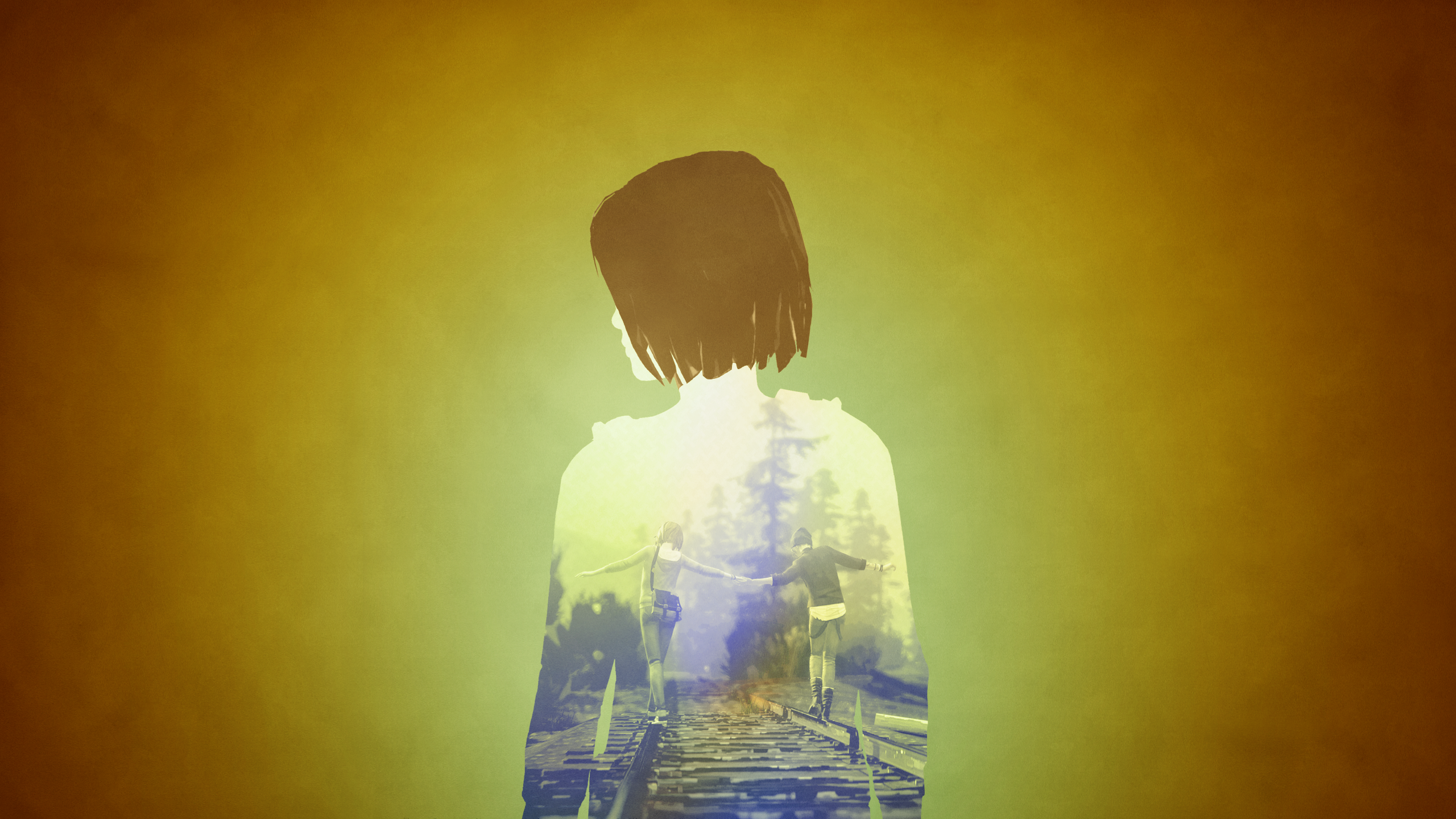 Life Is Strange 2 Wallpaper: Max Wallpaper (no Logo) By RockLou On