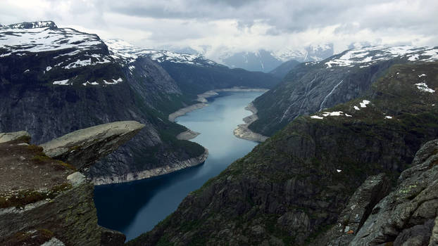 Trolltunga (Troll's Tongue), Norway