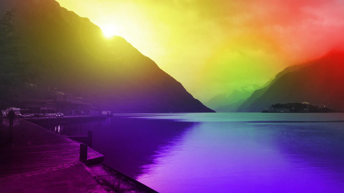 Norwegian Colorscape by RockLou