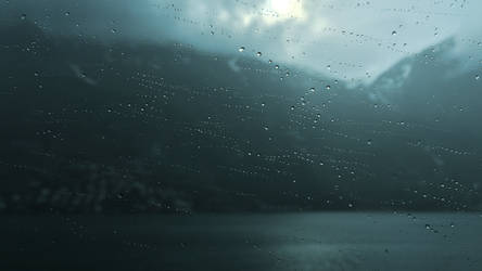 Misty Rain by RockLou