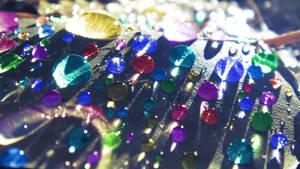 Rainbow Raindrops by RockLou