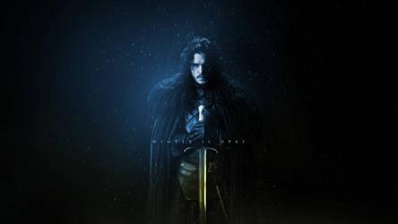 Game of Thrones Wallpaper - Jon Snow