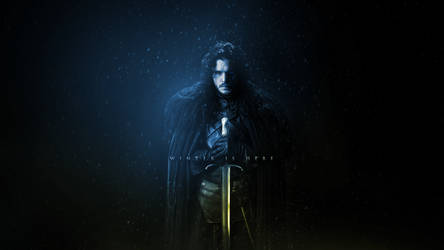 Game of Thrones Wallpaper - Jon Snow