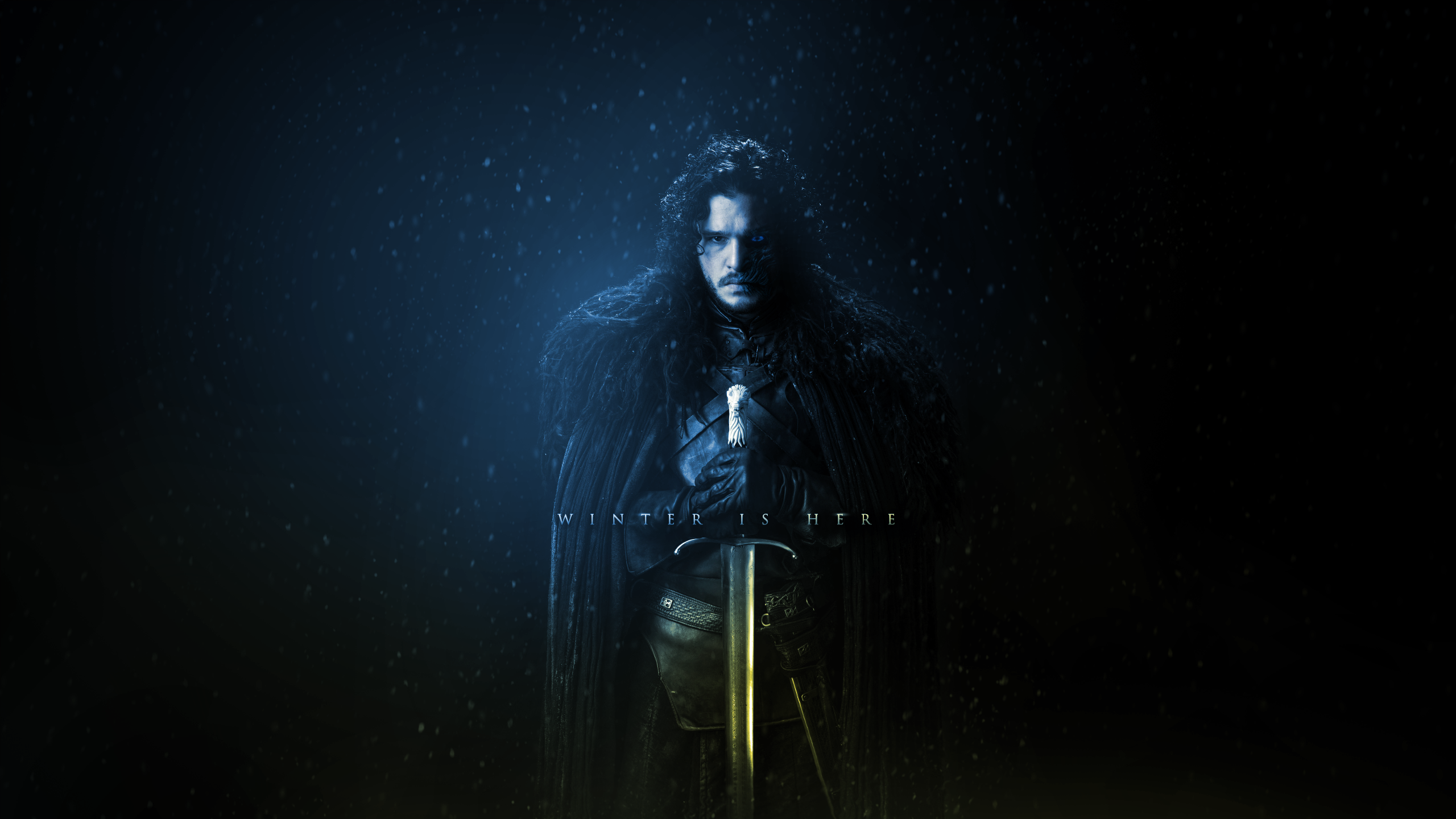Game of Thrones Wallpaper - Jon Snow by RockLou
