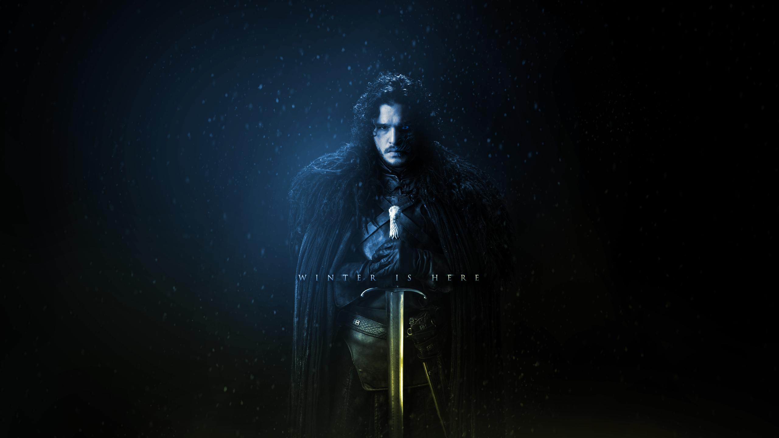 Game Of Thrones Wallpaper Jon Snow By Rocklou On Deviantart