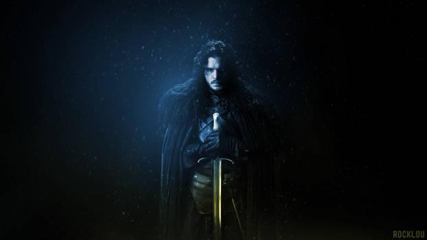 Game of Thrones Wallpaper - Jon Snow (no text)
