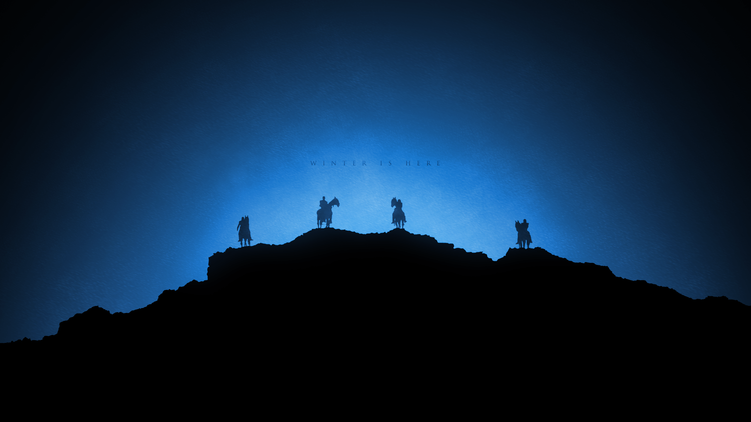 Game Of Thrones Wallpaper White Walkers By Rocklou On Deviantart