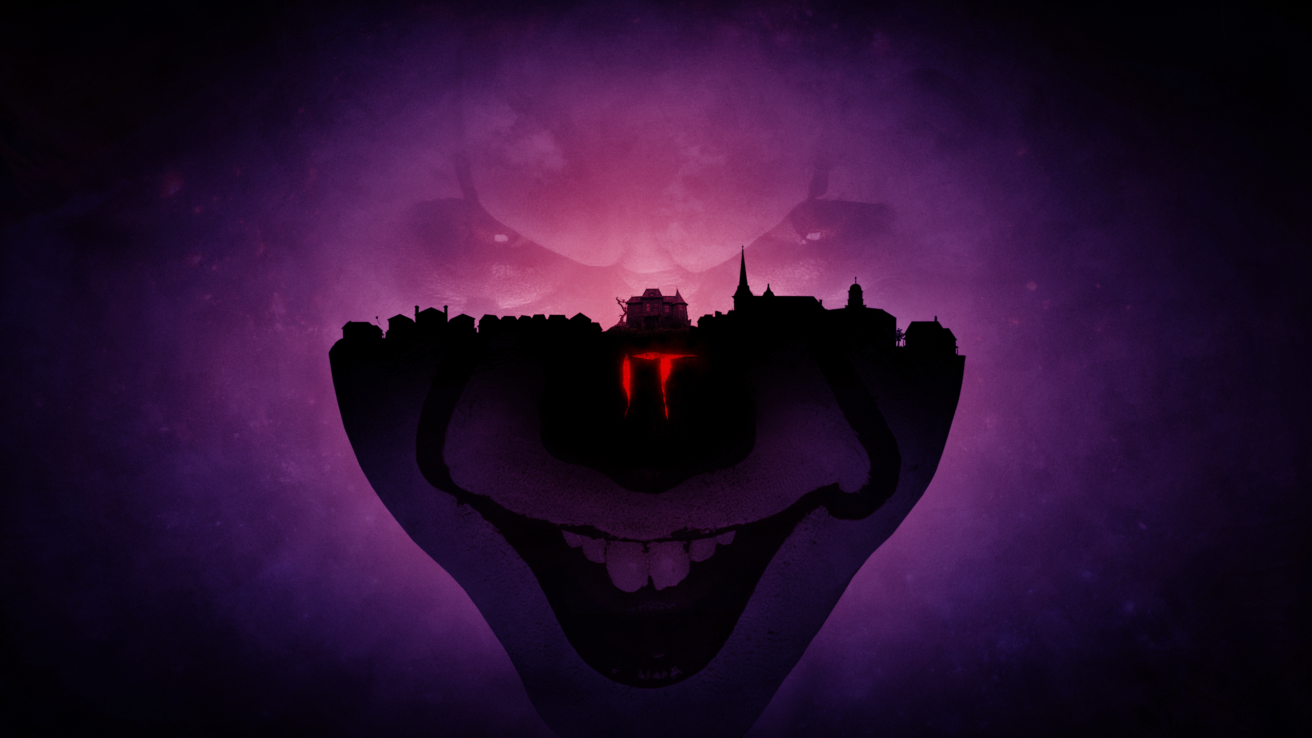 ... IT - Pennywise Wallpaper by RockLou