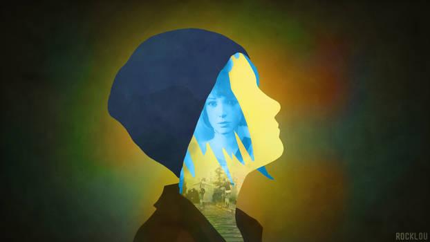 Life Is Strange - Chloe Silhouette (No logo)