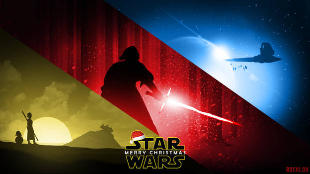 Star Wars - Force Awakens Christmas edition