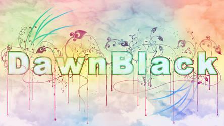 Text design by DawnBlack