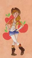 Applejack. by julv