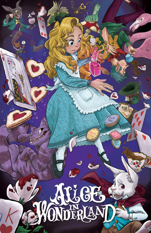 Alice by julv