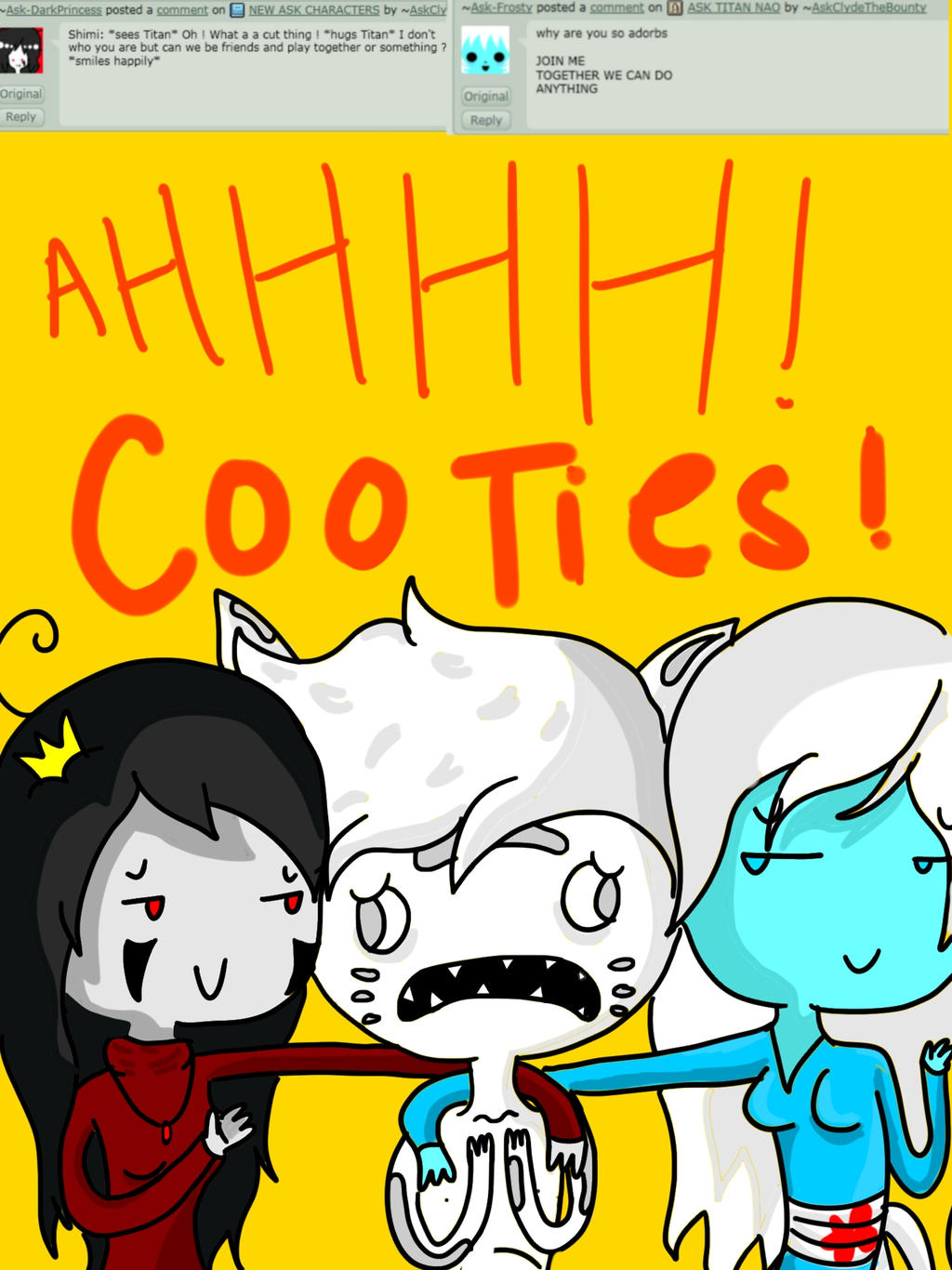 COOTIES by W4TERM3LON