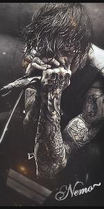 Mitch Lucker Avatar by nemu-art on DeviantArt
