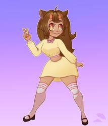 [Speedpaint] - Cute Chaya