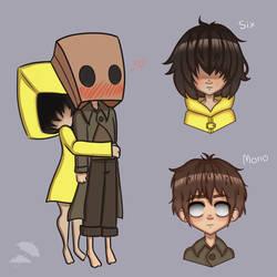 Hug! Mono and Six