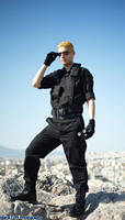 Turning Point #1 (Cosplay: Albert Wesker #1)