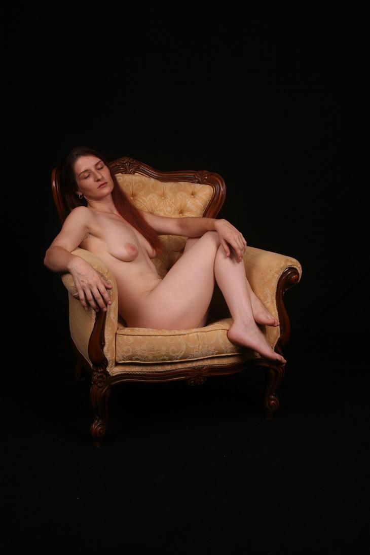 What a pretty chair. by StephieDwn