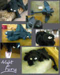 Night Fury Plush