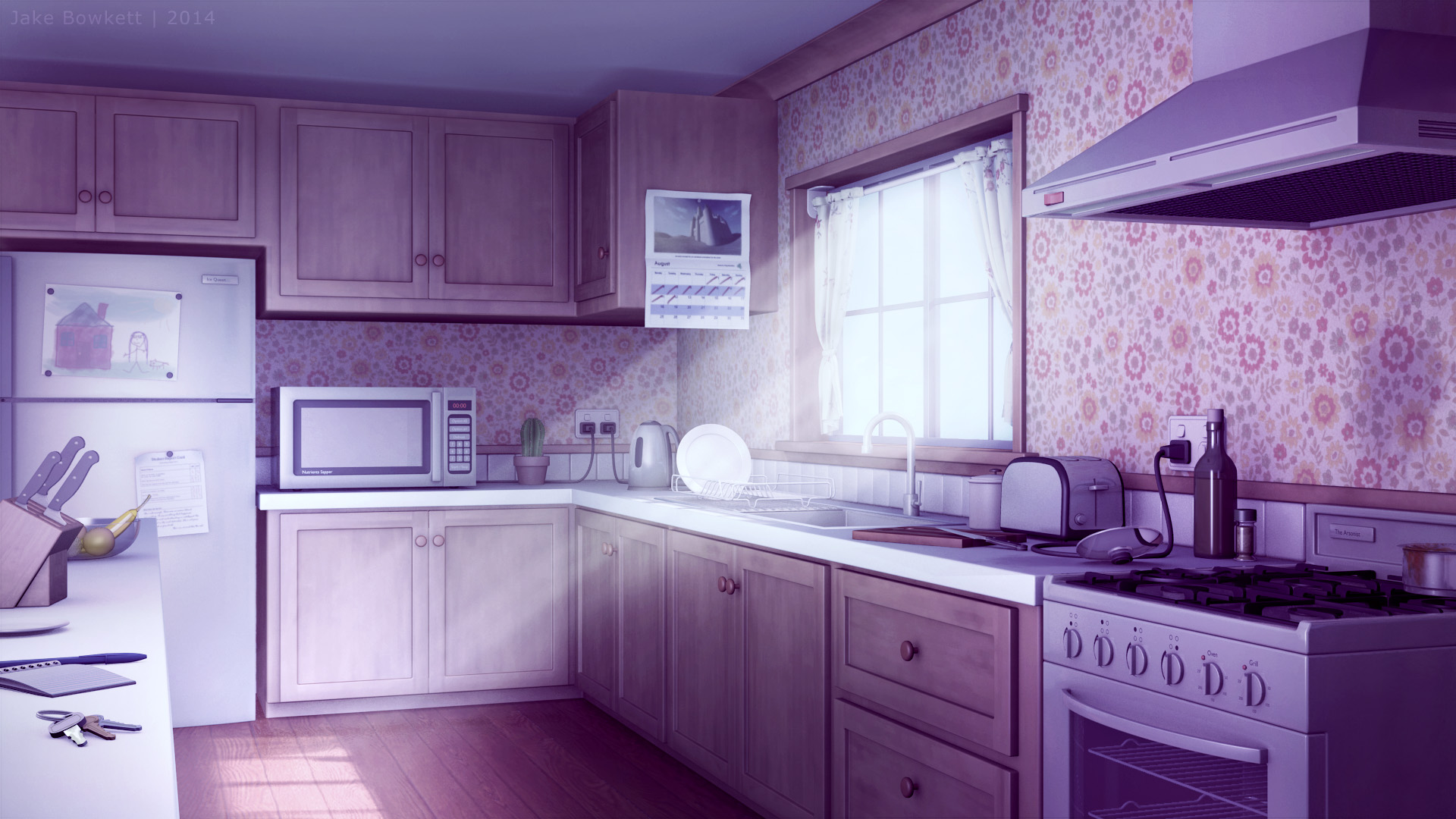 Kitchen By Jakebowkett On Deviantart