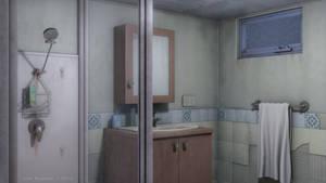 Bathroom in Disrepair [night]