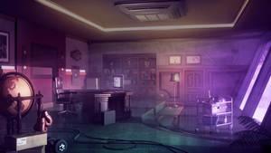 Karasu's Office by JakeBowkett