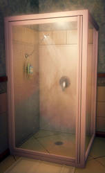 Shower by JakeBowkett